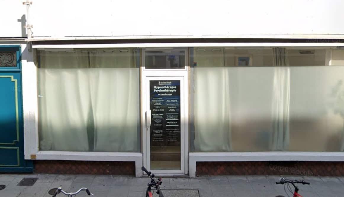 Cabinet 3 rue Saint Joseph Grenoble - Valentina TADE Hypnothérapeute